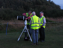 Durlston-Telescope-Set-Up-credit-Robert-Hatch